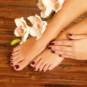 Manicure & Pedicure Combo